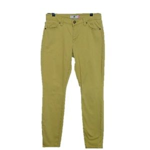 Cabi Jeans, Yellow, 8